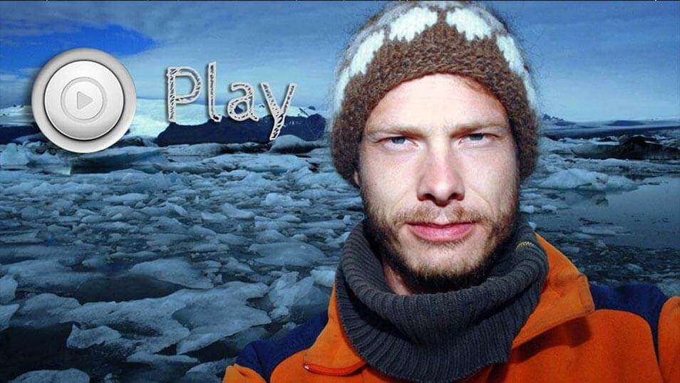 Expeditionsleiter Heiko Gärtner